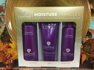 ColorProof Moisture Miracles