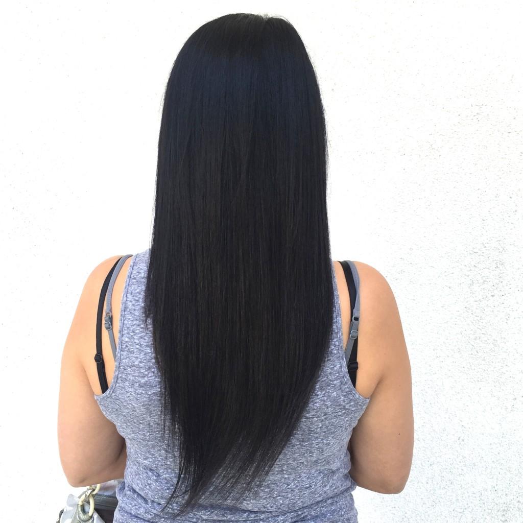 Hair Extensions By Mike Z Salon Heavener Orange County Laguna