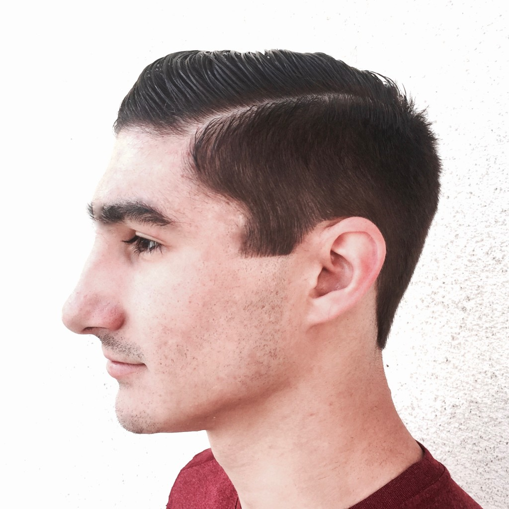 Mens Haircut By Mike Z